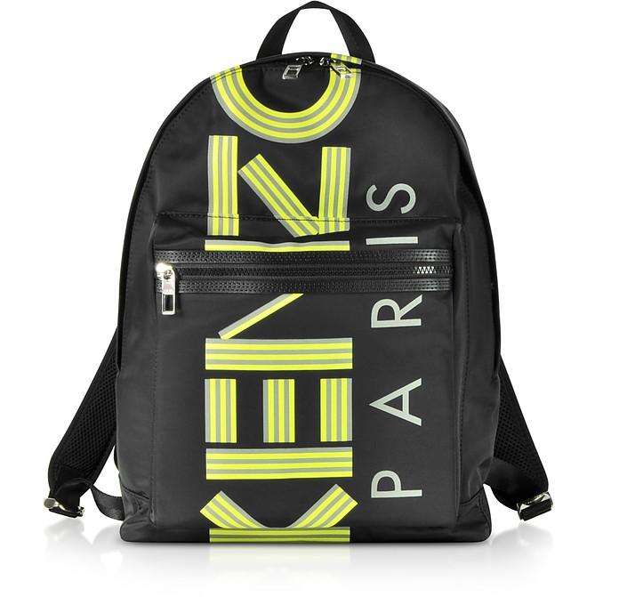 Kenzo Signature Nylon Backpack - Kenzo