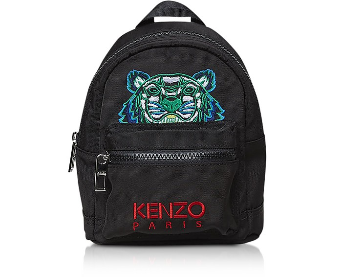Mini Tiger Canvas Backpack - KENZO / ケンゾー