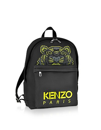 2054f150d035 Add to wishlist. Black Tiger Nylon Backpack - Kenzo