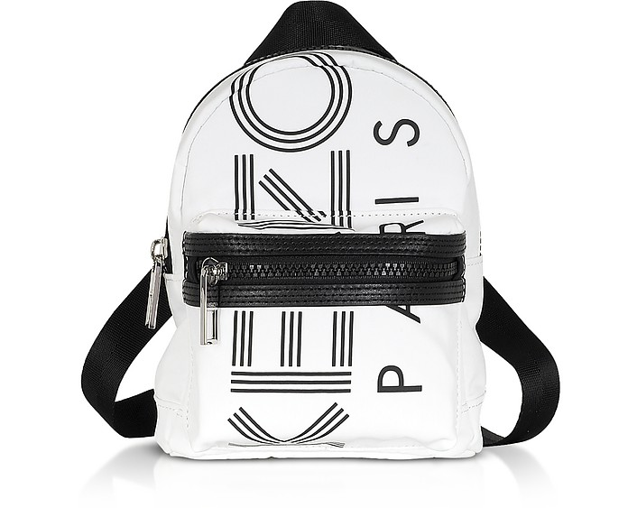 Off White Kenzo Sport Mini Logo Backpack - KENZO / ケンゾー