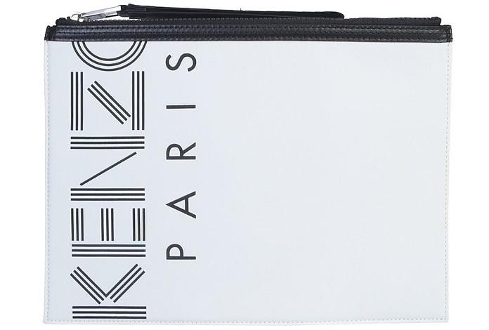 Pouch With Logo - Kenzo