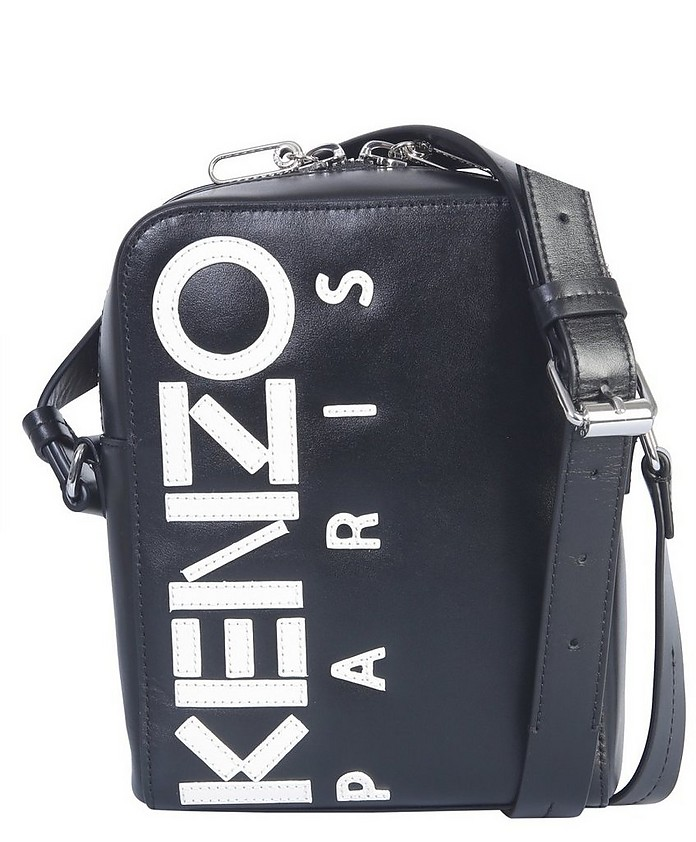 Shoulder Bag With Logo - KENZO / ケンゾー
