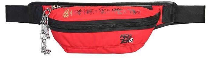 Sling Bag With Logo - Kenzo