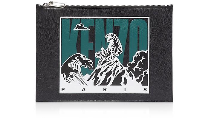 KENZO Paris Clutch - Kenzo