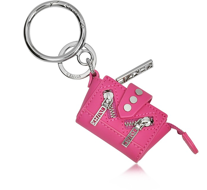 Mini Kalifornia Handbag Key Ring - Kenzo