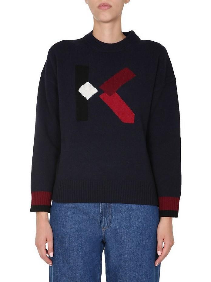 Crew Neck Sweater - Kenzo