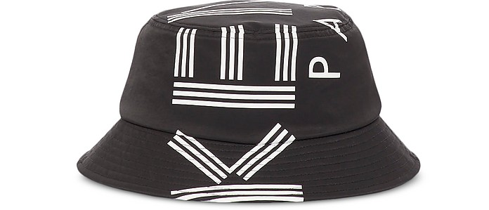 Nylon Sport Logo Rain Hat - Kenzo