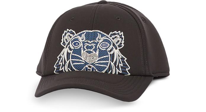 Kampus Neoprene Tiger Baseball Cap - Kenzo