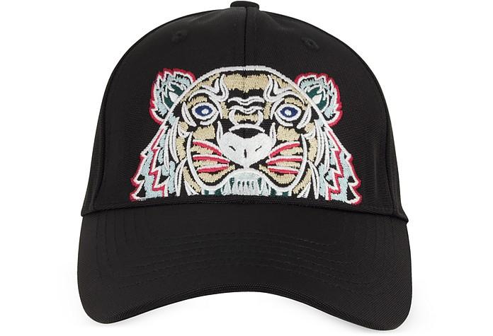 Tiger Baseball-Mütze aus Canvas - Kenzo