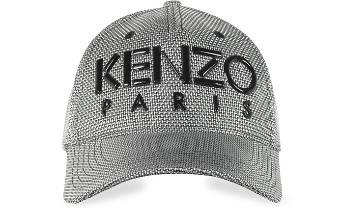Silver Signature Hat - Kenzo