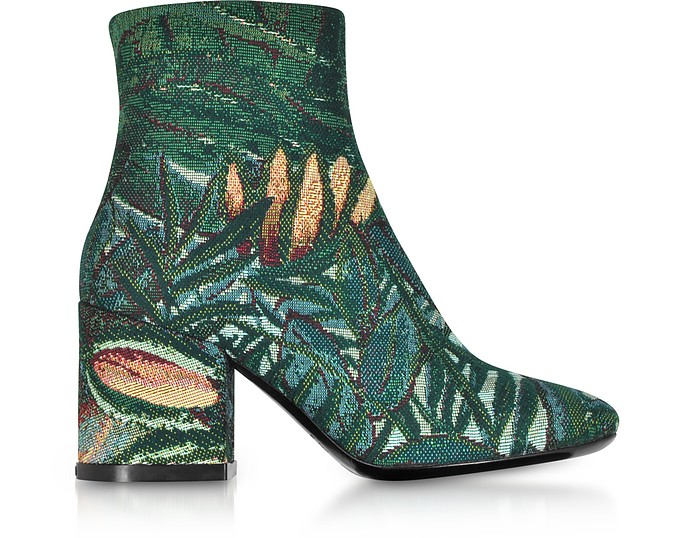 Tapestry Jacquard Daria Boots - Kenzo