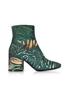 Tapestry Jacquard Daria Boots