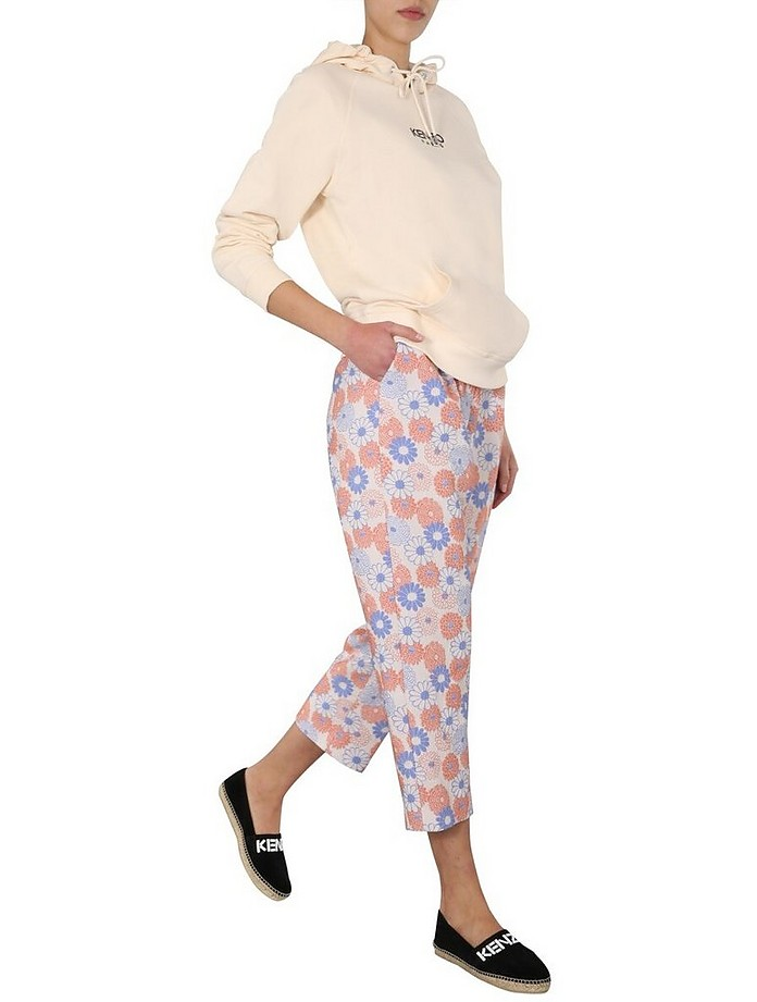 Cropped Trousers - Kenzo