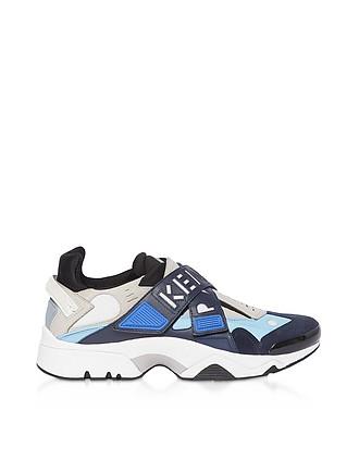 46e056f48 Cobalt Blue Sonic Low Top Men's Sneakers - Kenzo