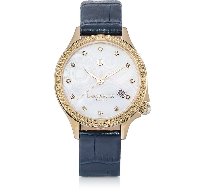 Goccia Stainless Steel Watch - Lancaster