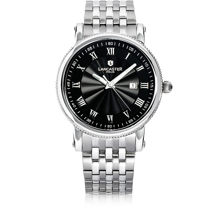 Monarch Stainless Steel Watch - Lancaster