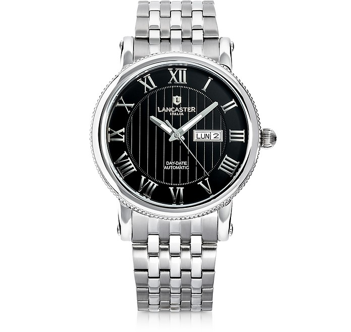 Monarch Automatic Stainless Steel Watch - Lancaster