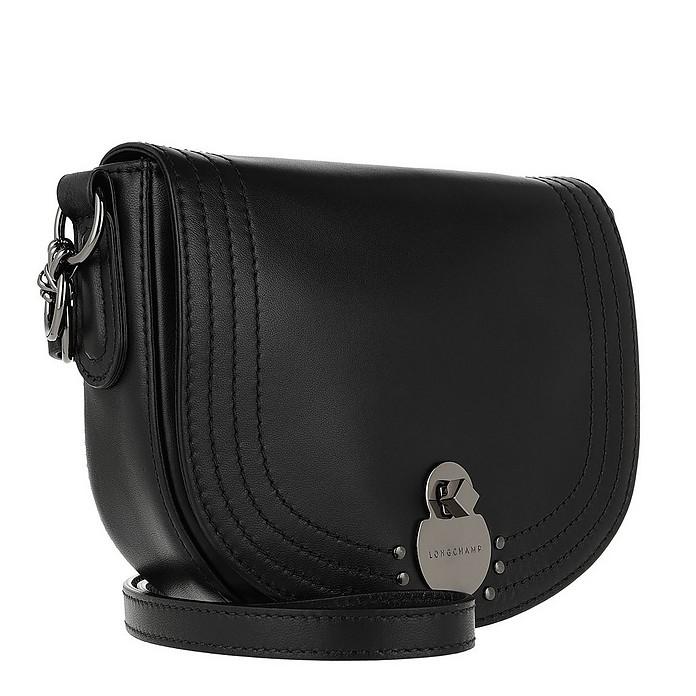 Cavalcade Crossbody Bag Small Black