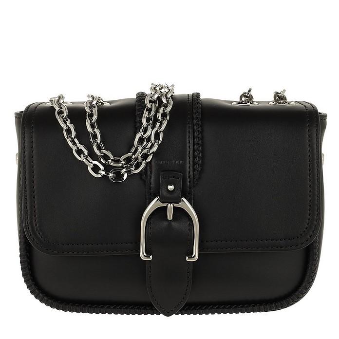 Amazone Buckle Shoulder Bag Black - Longchamp / ロンシャン