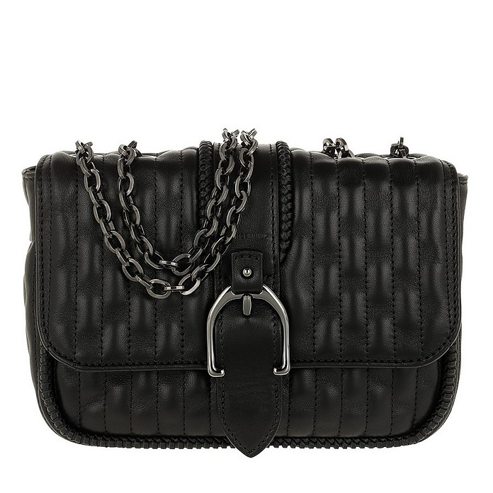 Amazone Hobo Bag Black - Longchamp