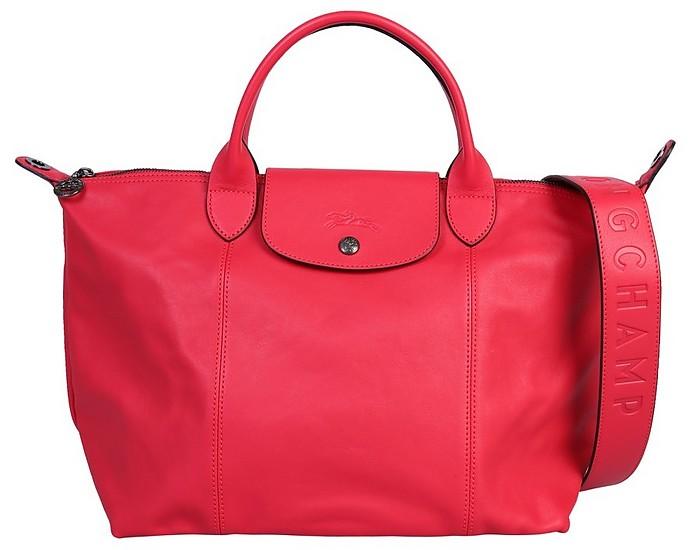 Le Pliage Cuir Bag - Longchamp