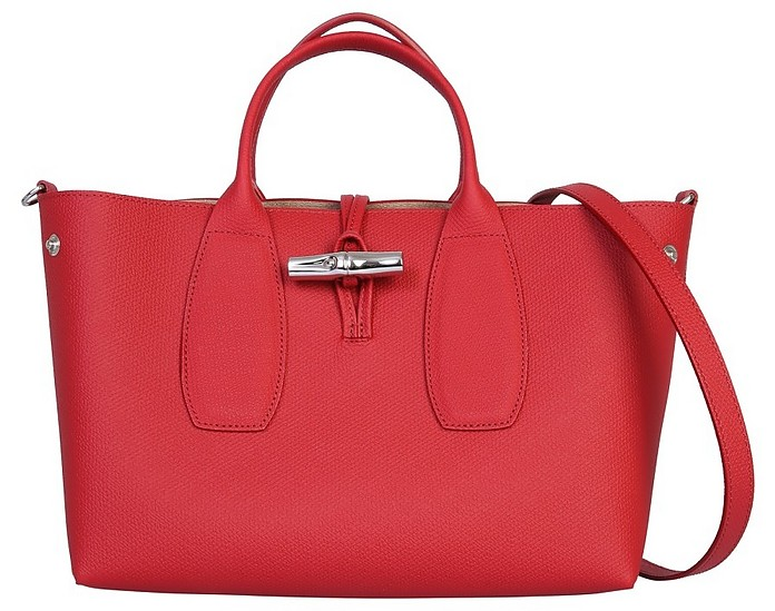Medium Roseau Bag - Longchamp