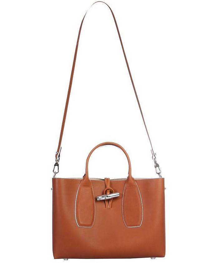 Medium Roseau Bagq - Longchamp