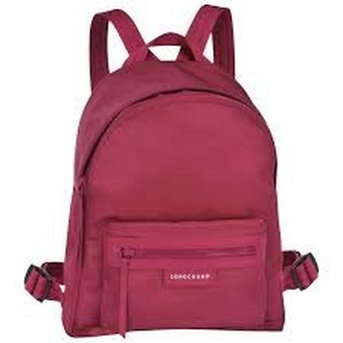 Le Pliage Néo Raspberry Nylon Backpack - Longchamp