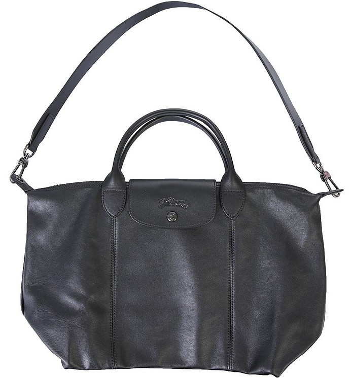 Le Pliage Cuir Bag - Longchamp