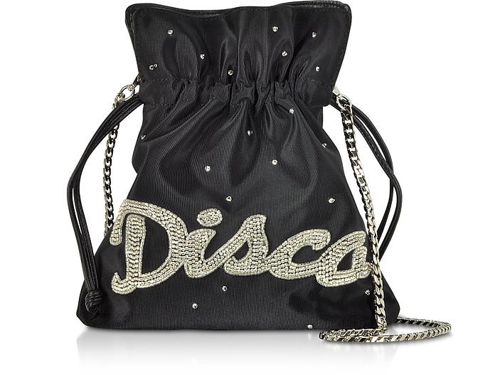 Trilli Disco Strass Bucket Bag - Les Petits Joueurs