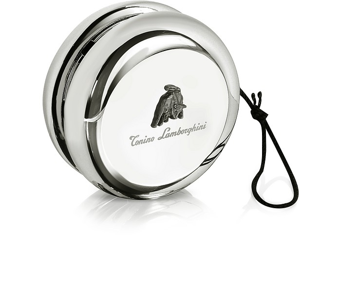 Tonino Lamborghini Silver Collection Logo Yoyo At Forzieri