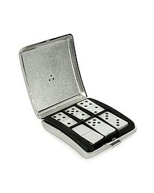 Silver Collection - Logo Domino Set