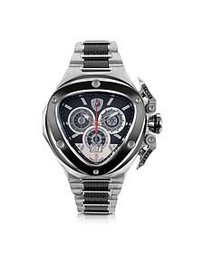 Spyder - Stainless Steel Cronograph Men's Watch