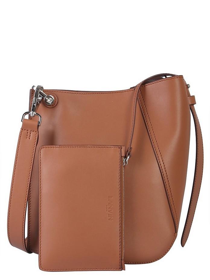 SMALL HOOK BAG - Lanvin