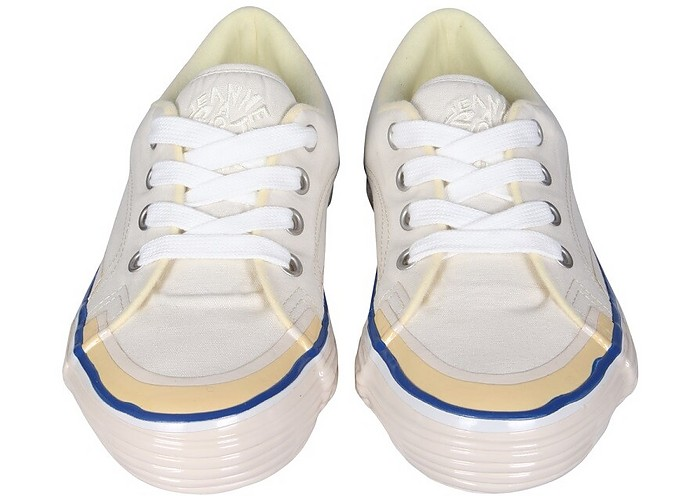 Vulcanized Mlted Sneakers - Lanvin