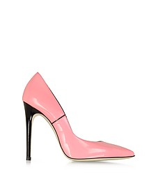 Pink Patent Leather Pump