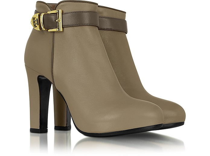 Two Tone Ankle Boot - Loriblu