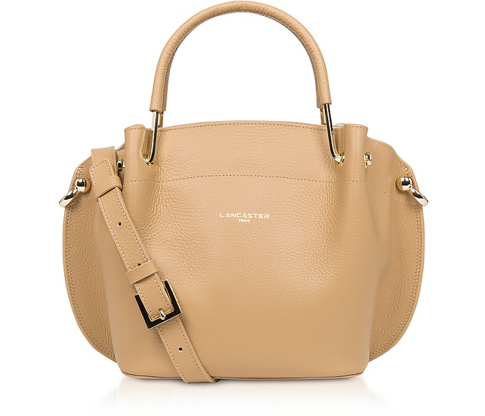 Foulonnè Double Satchel Bag - Lancaster Paris