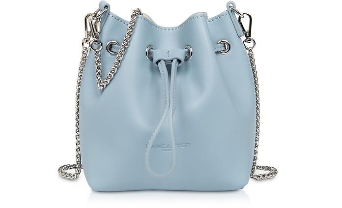 Treasure and Annae Leather Mini Bucket Bag - Lancaster Paris / ランカスター パリ
