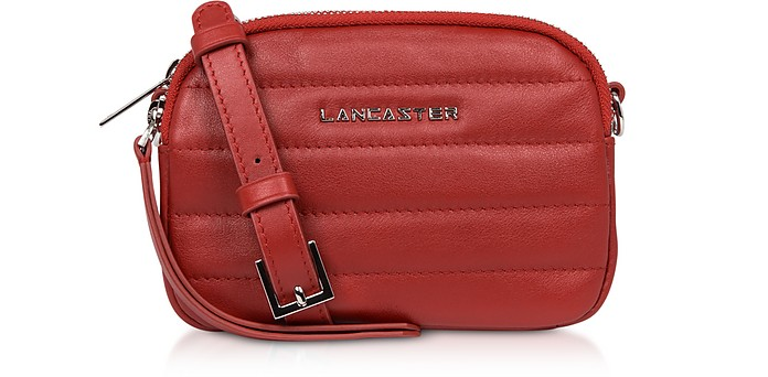 Parisienne Couture Mini Crossbody Bag - Lancaster Paris