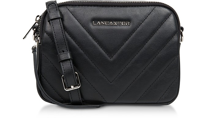 Parisienne Couture Small Crossbody Bag - Lancaster Paris