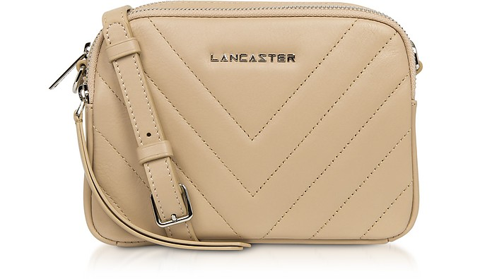 Parisienne Couture Small Crossbody Bag - Lancaster Paris / ランカスター パリ