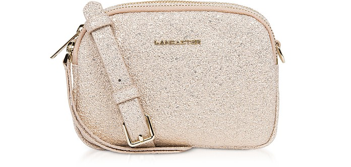 Actual Shiny Mini Crossbody Bag - Lancaster Paris