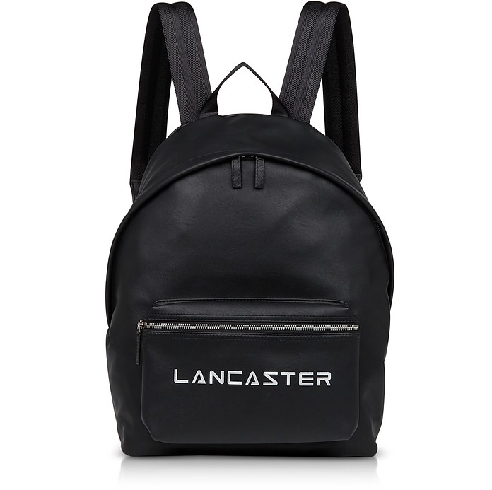 Street Black Backpack - Lancaster Paris