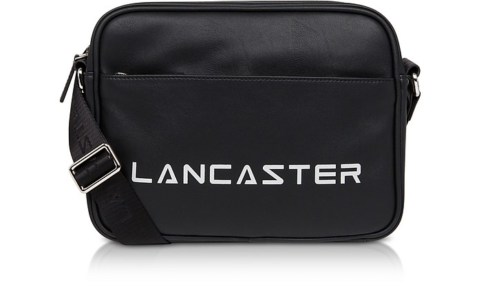 Street Black Crossbody Bag - Lancaster Paris