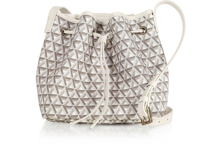 Ikon Small Bucket Bag - Lancaster Paris