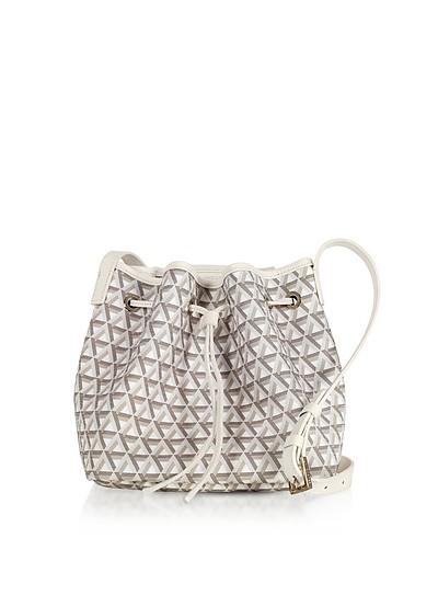 Ikon Small Bucket Bag - Lancaster Paris