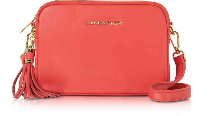 Mademoiselle Ana Leather Crossbody Bag - Lancaster Paris / ランカスター パリ