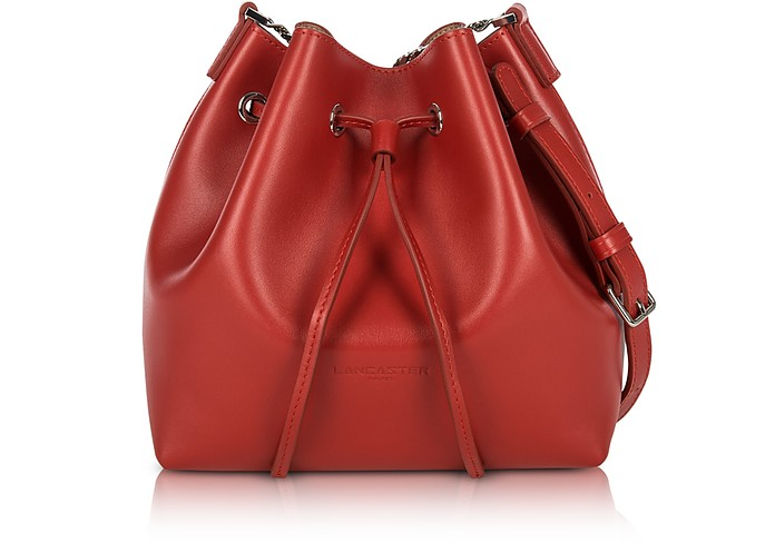 Pur Treasure Small Bucket Bag  - Lancaster Paris