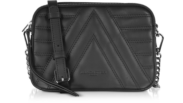 Parisienne Matelassé Quilted Leather Shoulder/Belt Bag - Lancaster Paris